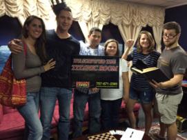 Escape Room Challenge Virginia Beach Home